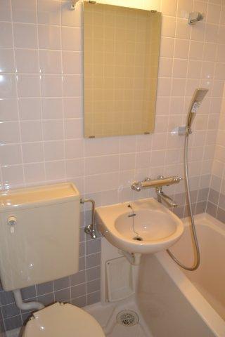 浴室ライオンズマンション渋谷本町