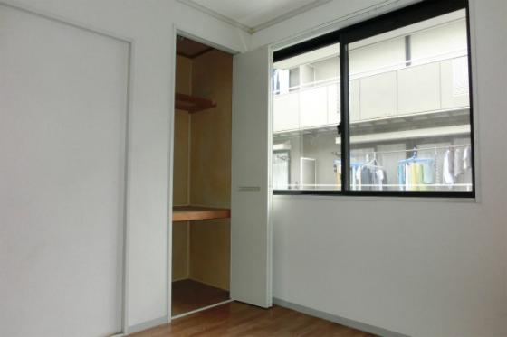 収納北側洋室その2・収納スペース