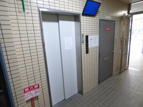 その他移動も楽々エレベーター