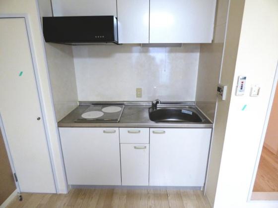 キッチン機能的で使いやすいキッチン