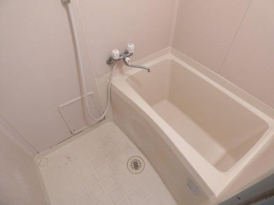 浴室疲れを落とす癒しの空間