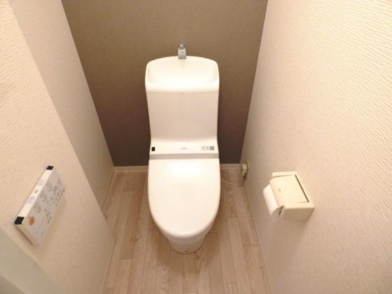 トイレお手入れしやすいトイレ