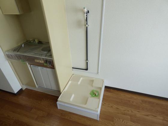 その他室内洗濯機置場もあります