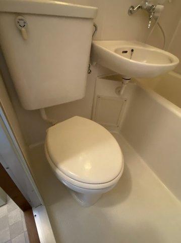 トイレ3点ユニットバス