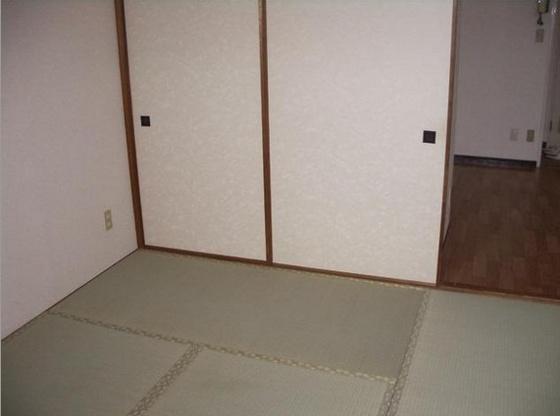 和室和室と洋室が有り