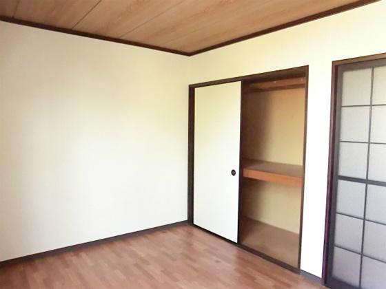 内装洋室収納