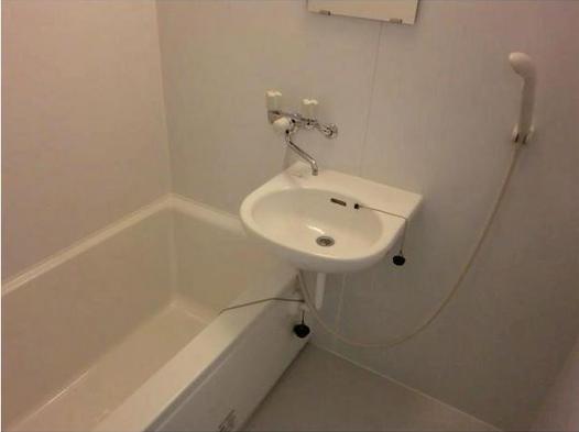 浴室築年数が経っていても、水回りは綺麗です!!