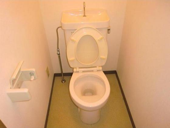 トイレトイレもピッカピカ♪♪バス・トイレ別は便利ですね(-^〇^-)