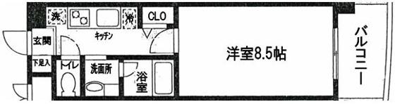 間取り南青山Style court