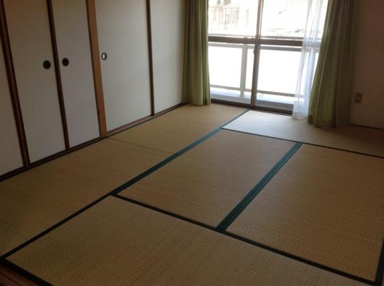 和室押入スペースが豊富な和室