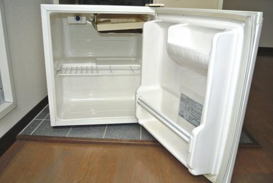 その他便利なミニ冷蔵庫もありますよ。