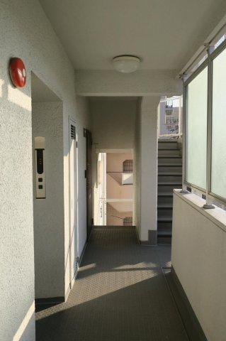 共有部分シャトー青山第3 建物内共用廊下