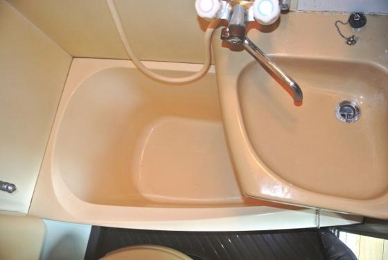 浴室機能的なバスルーム