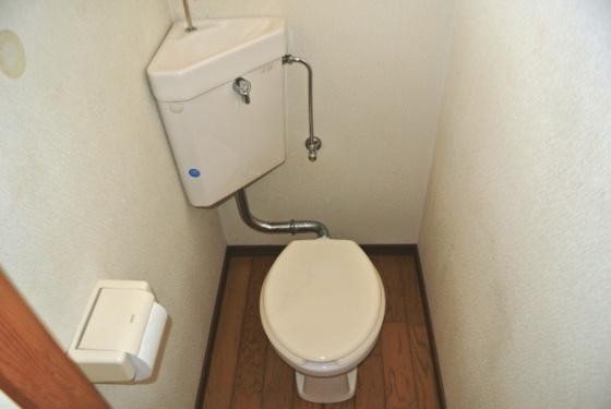 トイレもちろん様式ですよ。