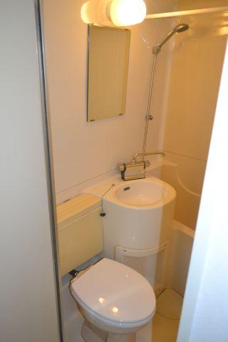 浴室3点式ユニットバス