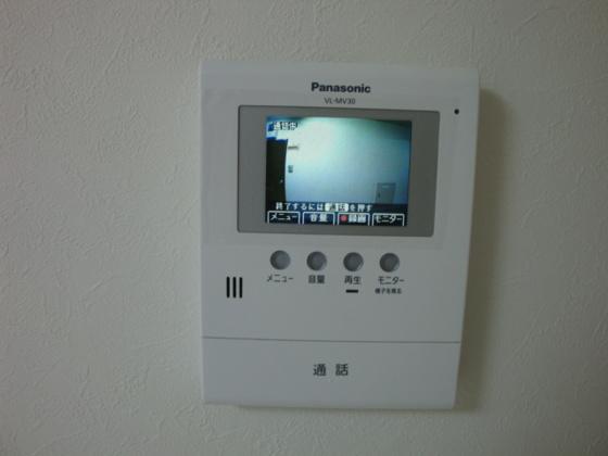 設備TVモニターホン