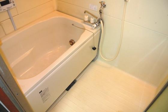 浴室一日の疲れを洗い流す大切な空間