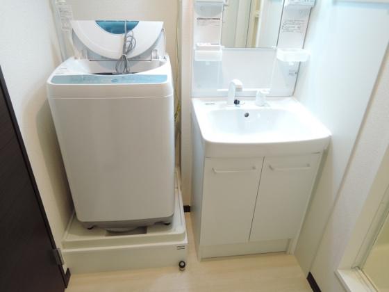 設備☆洗濯機☆