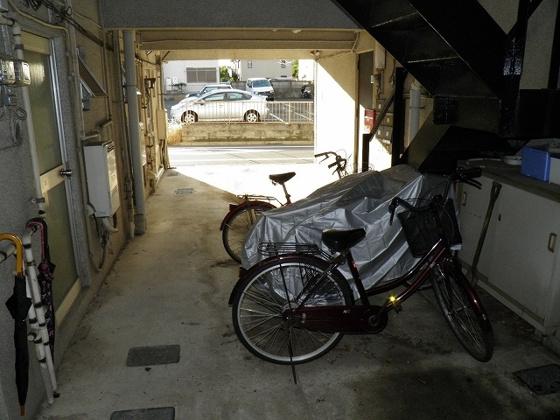 その他自転車駐輪スペース