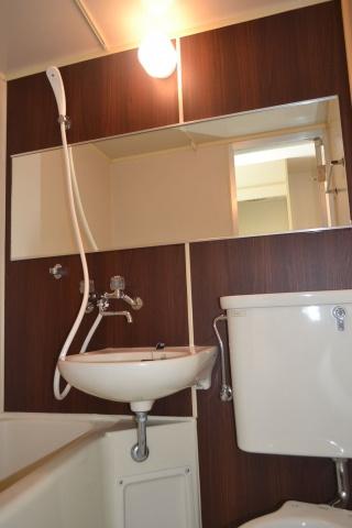 浴室3点ユニットバス デザイナーズ仕様