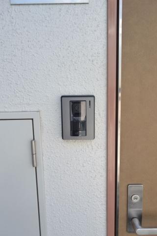 設備TVモニターインタホン