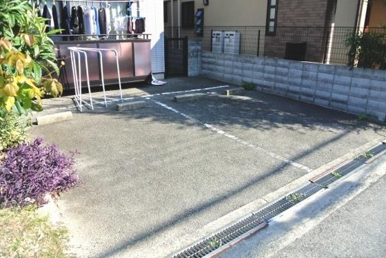 その他うれしい専用駐車場があります。