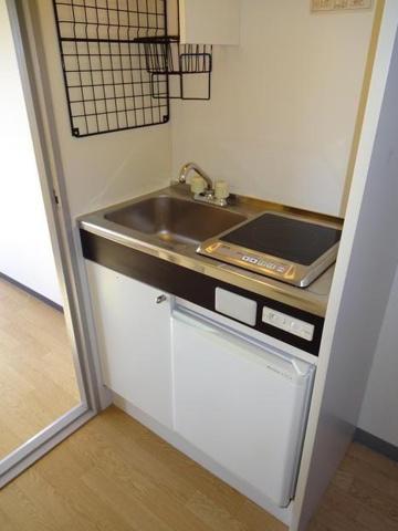 ロビーミニ冷蔵庫付き