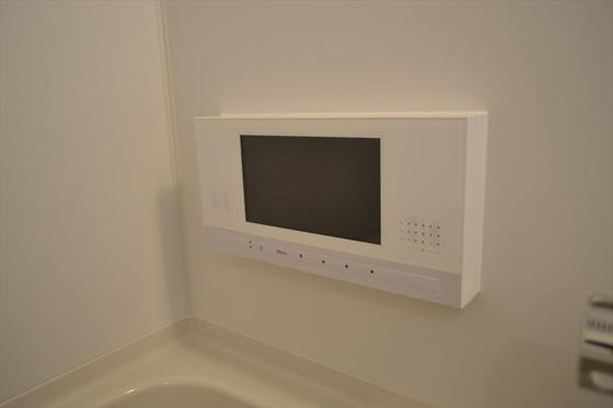 浴室浴室テレビ