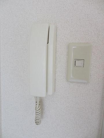 設備インターフォン