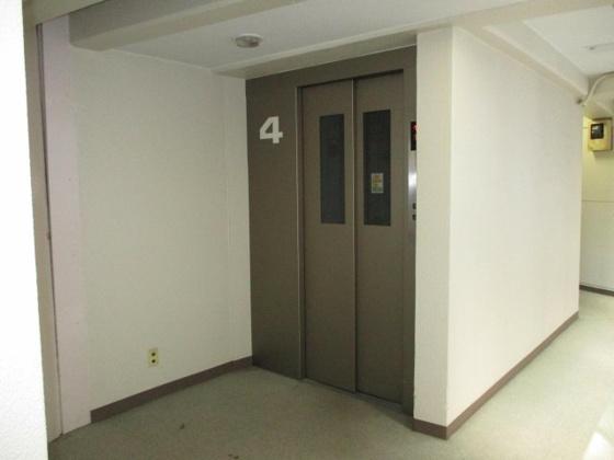 設備ソフトタウン青山 エレベーターホール