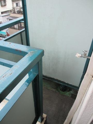設備洗濯機置場
