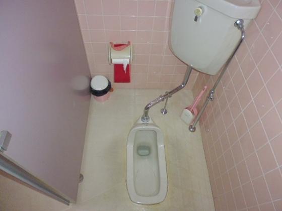 共有部分トイレ