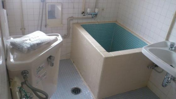 収納青山アジアマンション ※浴槽は使えません