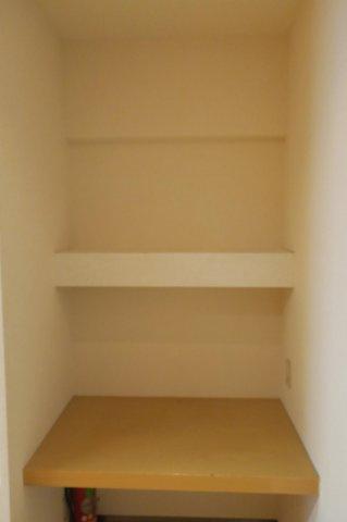 収納ウィン青山 室内棚