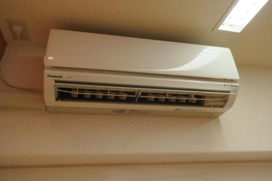 設備ウィン青山 室内エアコン