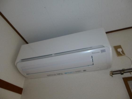 設備エアコン