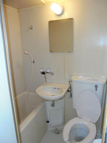 浴室サンコート浜竹22の浴室