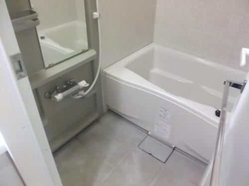 浴室ゆとりの浴室