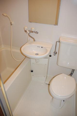 浴室3点ユニットバス