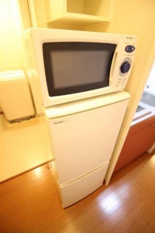設備★冷蔵庫・電子レンジ★