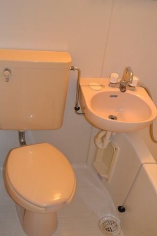 トイレ三点ユニットバス