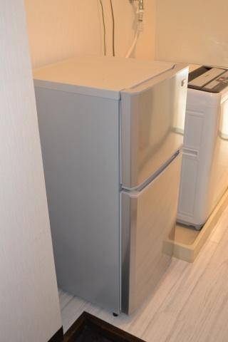 キッチン2ドア冷蔵庫付