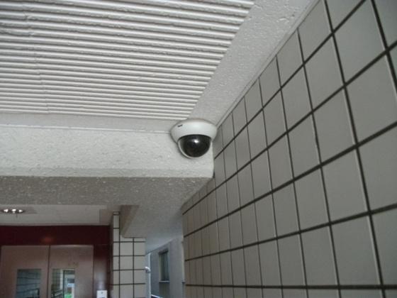 セキュリティ防犯カメラ