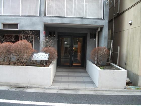 外観メディアシティ駒沢大学3階