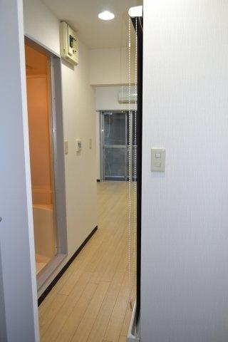 玄関メディアシティ駒沢大学3階