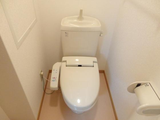 トイレ☆ウォシュレット☆
