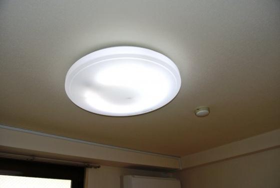 その他お部屋を明るく照らします