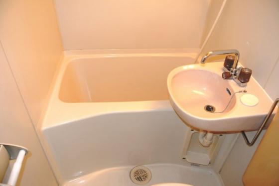 浴室単身さんにちょうどいいサイズ