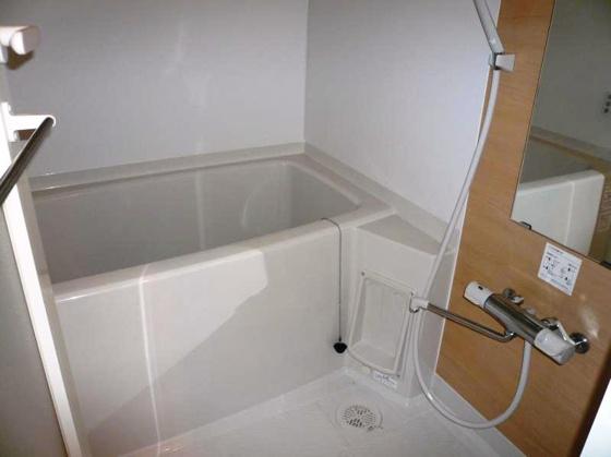 浴室アンジェラ神宮前 同タイプ別室・室内