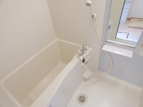 浴室やっぱりうれしいセパレート。
